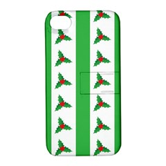 Holly Apple iPhone 4/4S Hardshell Case with Stand