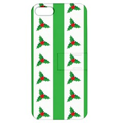 Holly Apple iPhone 5 Hardshell Case with Stand