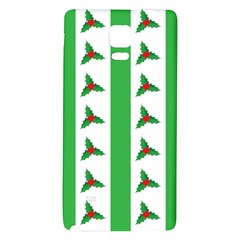 Holly Galaxy Note 4 Back Case
