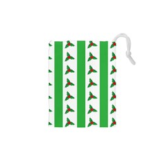 Holly Drawstring Pouches (XS)