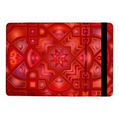 Geometric Line Art Background Samsung Galaxy Tab Pro 10 1  Flip Case