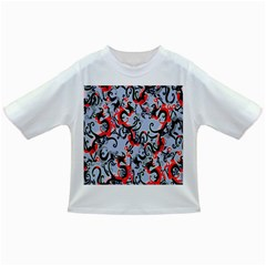 Dragon Pattern Infant/Toddler T-Shirts