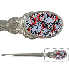 Dragon Pattern Letter Openers