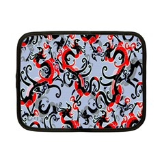 Dragon Pattern Netbook Case (Small)