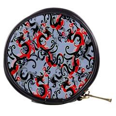 Dragon Pattern Mini Makeup Bags