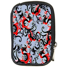 Dragon Pattern Compact Camera Cases