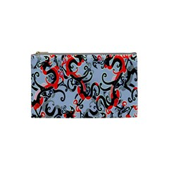 Dragon Pattern Cosmetic Bag (Small)