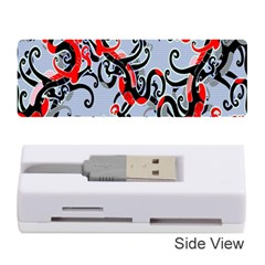 Dragon Pattern Memory Card Reader (Stick)