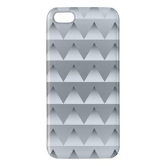 Pattern Retro Background Texture Apple iPhone 5 Premium Hardshell Case