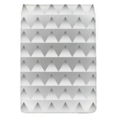 Pattern Retro Background Texture Flap Covers (L)