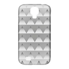 Pattern Retro Background Texture Samsung Galaxy S4 Classic Hardshell Case (PC+Silicone)
