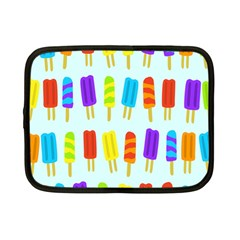 Food Pattern Netbook Case (Small)