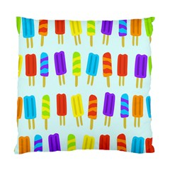 Food Pattern Standard Cushion Case (Two Sides)