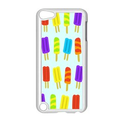 Food Pattern Apple iPod Touch 5 Case (White)