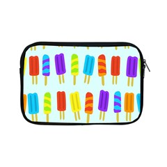 Food Pattern Apple iPad Mini Zipper Cases