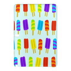 Food Pattern Samsung Galaxy Tab Pro 12 2 Hardshell Case