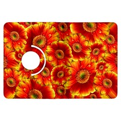 Gerbera Flowers Blossom Bloom Kindle Fire Hdx Flip 360 Case