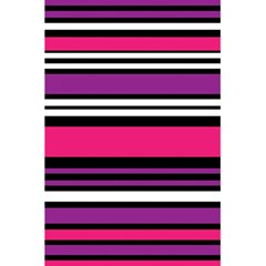 Stripes Colorful Background 5 5  X 8 5  Notebooks