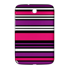 Stripes Colorful Background Samsung Galaxy Note 8.0 N5100 Hardshell Case