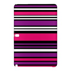 Stripes Colorful Background Samsung Galaxy Tab Pro 10 1 Hardshell Case