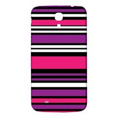 Stripes Colorful Background Samsung Galaxy Mega I9200 Hardshell Back Case