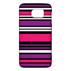 Stripes Colorful Background Galaxy S6