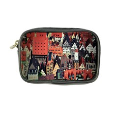 Tilt Shift Of Urban View During Daytime Coin Purse