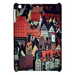 Tilt Shift Of Urban View During Daytime Apple iPad Mini Hardshell Case