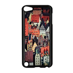 Tilt Shift Of Urban View During Daytime Apple iPod Touch 5 Case (Black)