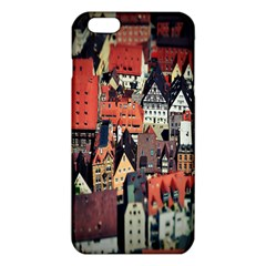 Tilt Shift Of Urban View During Daytime Iphone 6 Plus/6s Plus Tpu Case