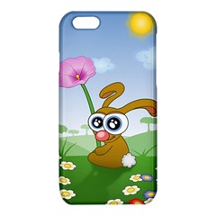 Easter Spring Flowers Happy iPhone 6/6S TPU Case