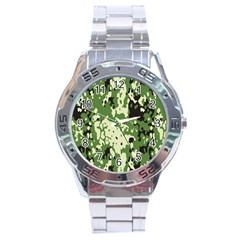 Flectar Stainless Steel Analogue Watch
