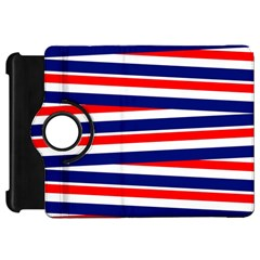 Red White Blue Patriotic Ribbons Kindle Fire HD 7