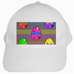 Holidays Occasions Easter Eggs White Cap