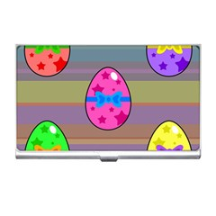 Holidays Occasions Easter Eggs Business Card Holders