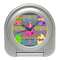Holidays Occasions Easter Eggs Travel Alarm Clocks