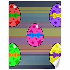 Holidays Occasions Easter Eggs Canvas 12  x 16