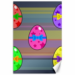 Holidays Occasions Easter Eggs Canvas 24  x 36