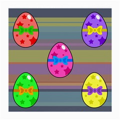 Holidays Occasions Easter Eggs Medium Glasses Cloth