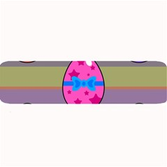 Holidays Occasions Easter Eggs Large Bar Mats