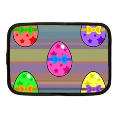 Holidays Occasions Easter Eggs Netbook Case (Medium)