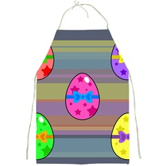 Holidays Occasions Easter Eggs Full Print Aprons