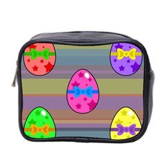Holidays Occasions Easter Eggs Mini Toiletries Bag 2-Side