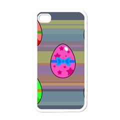 Holidays Occasions Easter Eggs Apple iPhone 4 Case (White)