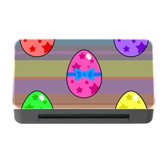 Holidays Occasions Easter Eggs Memory Card Reader with CF