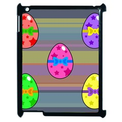 Holidays Occasions Easter Eggs Apple iPad 2 Case (Black)
