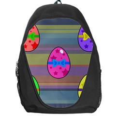Holidays Occasions Easter Eggs Backpack Bag