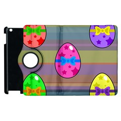 Holidays Occasions Easter Eggs Apple Ipad 3/4 Flip 360 Case
