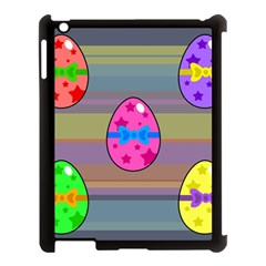 Holidays Occasions Easter Eggs Apple iPad 3/4 Case (Black)