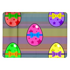 Holidays Occasions Easter Eggs Samsung Galaxy Tab 10.1  P7500 Flip Case